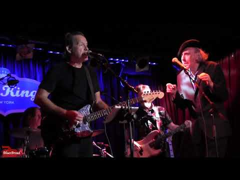 Blues All Around Me • TOMMY CASTRO & the PAINKILLERS w/Johnny Ace • NYC 10/10/17