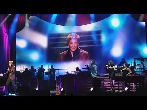 Barry Manilow LIVE 2.1.18 @ The Pavilion at Toyota Music Factory in Irving, TX (Dallas).
