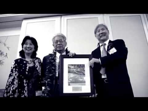 NJAHS Annual Awards Dinner 2014 (6): Sen. Daniel Akaka Lifetime Achievement A