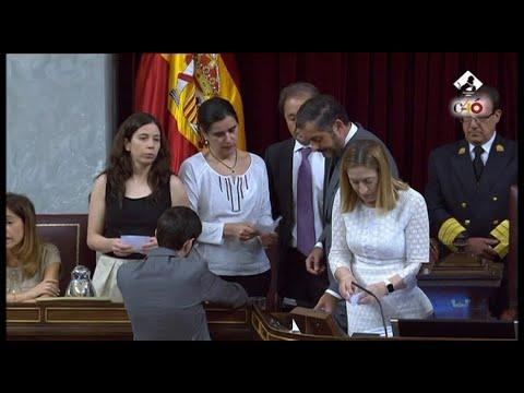 Rosa María Mateo no consigue el respaldo del Congreso