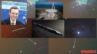 Oumuamua, an interstellar space oddity, is Breakthrough Listen's next challenge