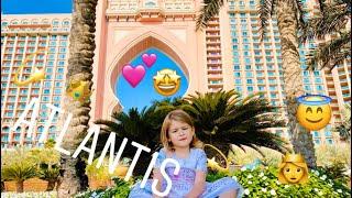 Отель АТЛАНТИС Дубай обзор отеля Atlantis the Palm Dubai