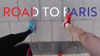 Raod to Paris - running the marathon