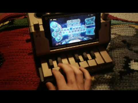 Is Cardboard an Instrument?