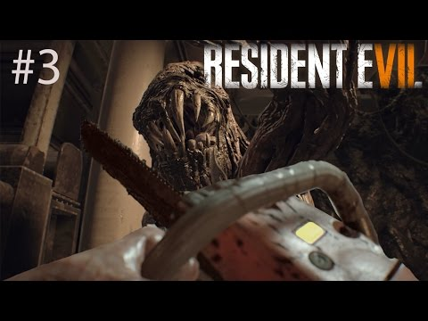 Daddy Got A Chainsaw | Resident Evil 7 #3