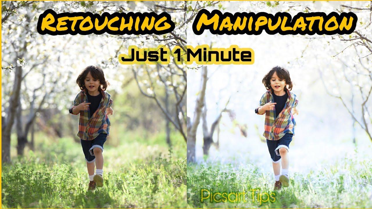 Picsart retouching manipulation | Picsart editing tutorial | Picsart Tips |  Urbex Unit Creation