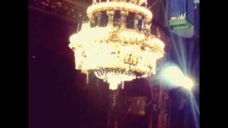 The Phantom of the Opera in Poland - Polish Chandelier