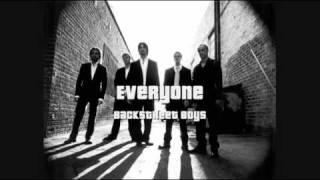 Backstreet Boys - Everyone (HQ)