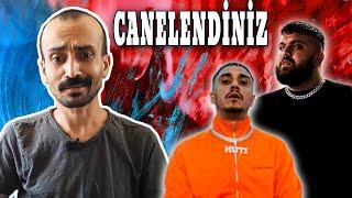 Muti- Le Cane ft. Uzi x Critical x Heijan Reaction | Kopmaya devam! (İlk Tepki)