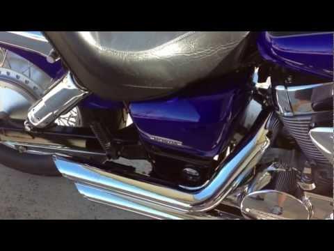 honda shadow aero  vance  hines shortshots hypercharger vt youtube