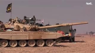 ميليشيات الحشد الشعبي تشن هجوما ضد داعش غرب الموصل
