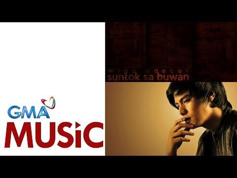 Suntok Sa Buwan | Migo Adecer | Official Lyric Video