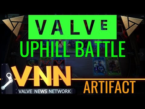 Valve's Uphill Battle: The Issues With Artifact
