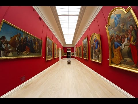 Places to see in ( Rouen - France ) Musee des Beaux Arts de