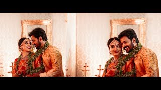 Pearlish - Official Hindu Wedding Trailer | Srinish Aravind | Pearle Maaney | May 8th 2019