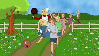 PANNEKAKA | Barneforlaget | eventyr for barn | lydbok med bilder | Kjent fra Spotify