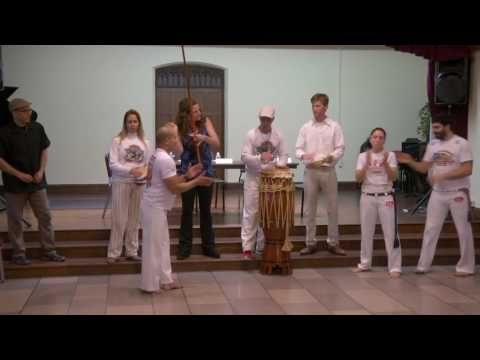 Capoeira: The Music, Movements, and Ritual of the Spirit Circle