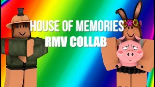 P! ATD- House Of Memories: ROBLOX Collab w/ Pwengu Roblox
