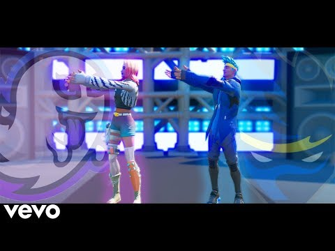 Ninja - PONPONPON (Official Fortnite Music Video) @Ninja @JessicaBlevins