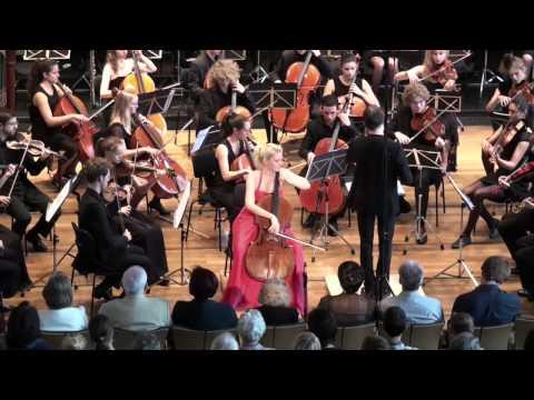 Sergei Prokofiev: Sinfonia Concertante / Cécile Grüebler