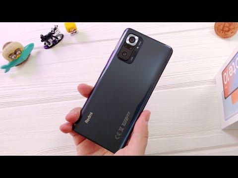 Xiaomi Redmi Note 10 Pro Первое Знакомство