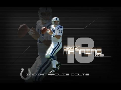 Peyton Manning - Efficiency (Vol. 1) (pt. 3)