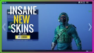 INSANE *NEW* REFLEX SKIN! (Season 8) Fortnite Item Shop NOW - Fortnite Battle Royale