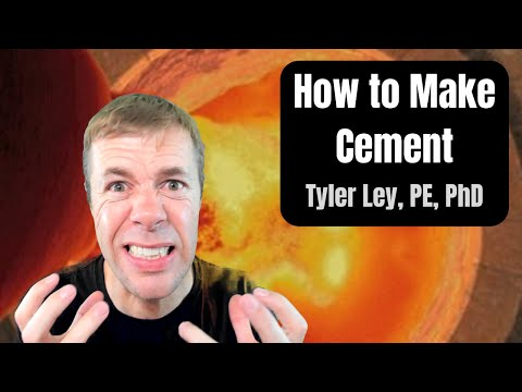 How To Make Cement