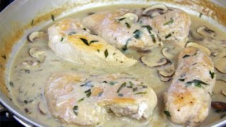 Coconut Tarragon Chicken - Tasty Tuesday's | CaribbeanPot.com