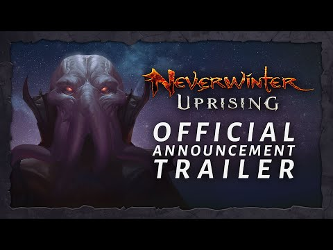 Neverwinter: Uprising Official Announce Trailer