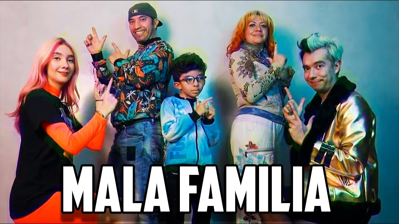 """Hablemos de """"Añañin"""" y su familia."""