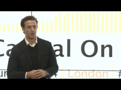 VC Pitch - Seth Pierremont, Accel Partners (at Capital On Stage London 2014)