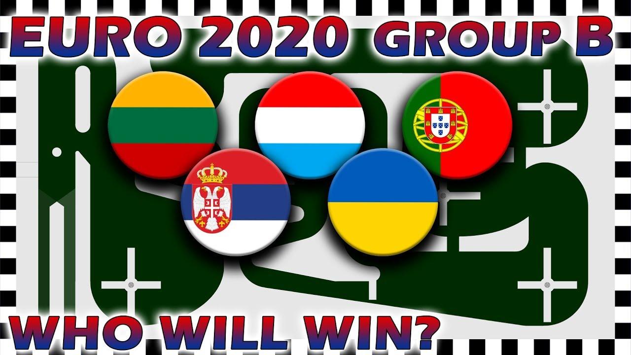 Euro 2020 Gruppe B