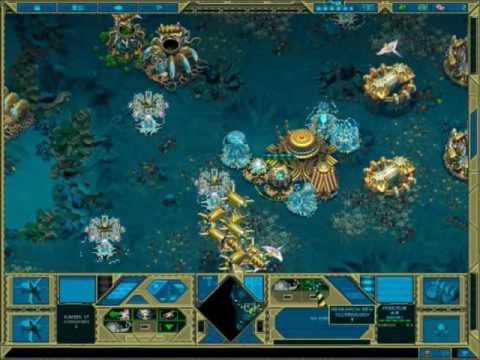 SUBMARINE TITANS   Gameplay as Silicons  