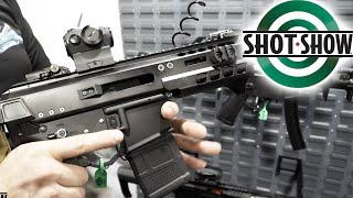 SHOT SHOW 2020   Palmetto State Armory PSA Interview! JAKL!?