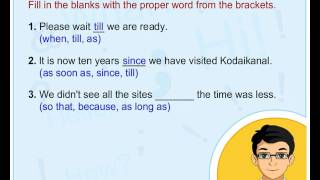 English grammar video. Learn and understand grammar in a better way