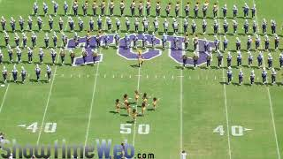Southern Halftime SU Human Jukebox vs TCU 2018