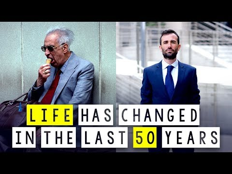 10 Ways Life Has Changed in the Last 50 Years