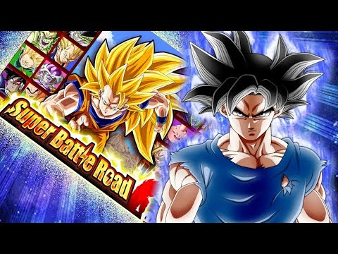 SUPER BATTLE ROAD! PUTTING THESE TEAMS TO THE TEST! DBZ: Dokkan Battle!