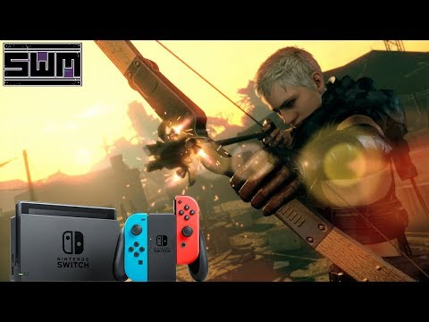 News Wave WIR! - Switch Sells 10 Million, Metal Gear Survive, Monster Hunter and Your Comments!