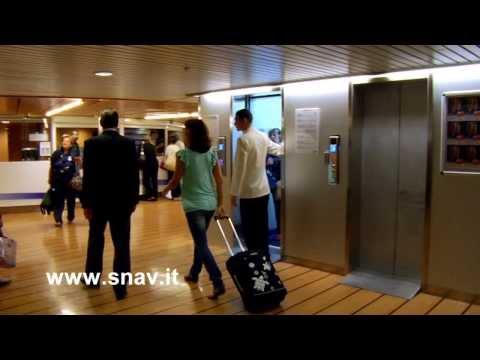 Cruise Ferry Snav Adriatico