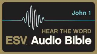 ESV Audio Bible, Gospel of John, Chapter 1