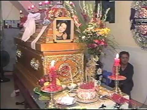 Đám tang mẹ Nguyễn Thị Ngọc Nga
