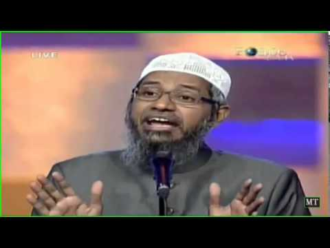 Dr Zakir Naik Urdu Question and Answer   YouTube