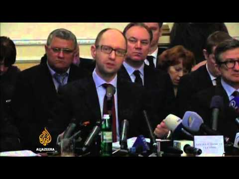 Donetsk miners press for more independence from Ukraine