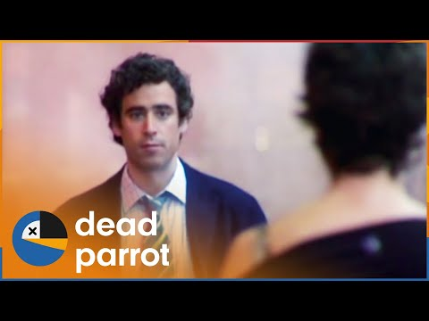 Green Wing | Series 2 Episode 8 | Dead Parrot