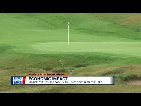 Economic Impact: Major Events Already Making Profit In Milwaukee