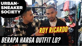 Berapa Harga Outfit Lo? PT. 10 feat. Roy Ricardo | Urban Sneaker Society 2019