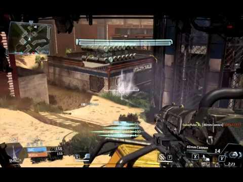 Titanfall gameplay Attrition-Rise 16 pilot kills