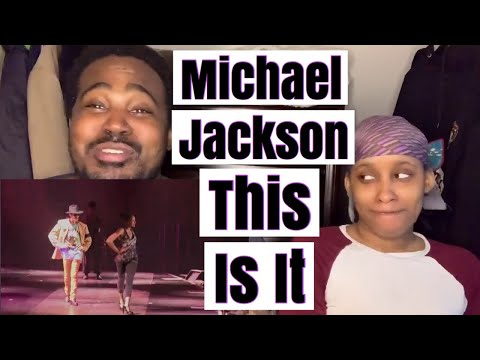 Michael Jackson - The Way You Make Me Feel (live Rehearsal) This Is It - HD (Reaction)